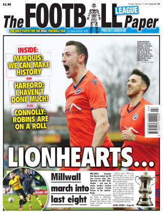 The Football League Paper 17th February 2019