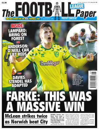 The Football League Paper 24th February 2019