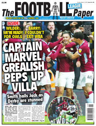 The Football League Paper 3rd March 2019
