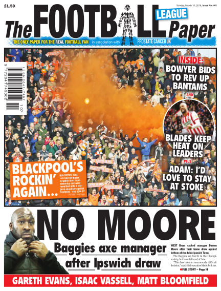 The Football League Paper March 10, 2019 00:00