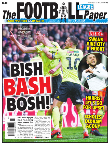 The Football League Paper March 17, 2019 00:00
