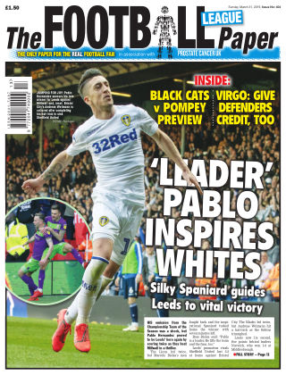 The Football League Paper 31st March 2019