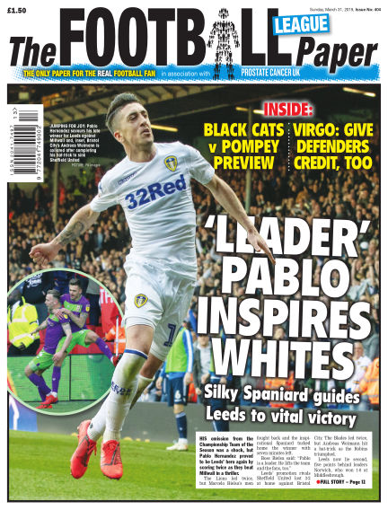 The Football League Paper March 31, 2019 00:00