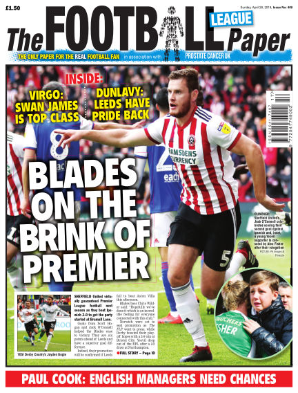The Football League Paper April 28, 2019 00:00