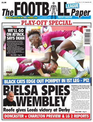 The Football League Paper 12th May 2019