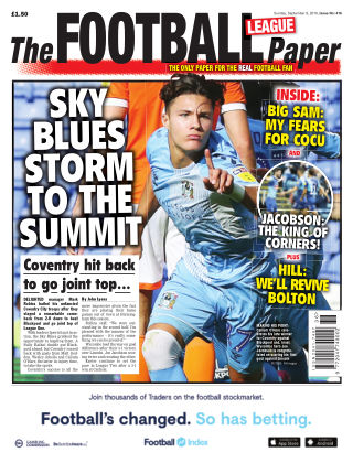 The Football League Paper 8th September 2019