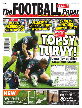 The Football League Paper 6th October 2019