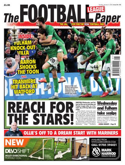 The Football League Paper January 05, 2020 00:00