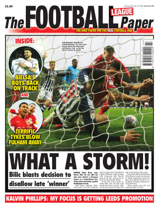 The Football League Paper 16th February 2020