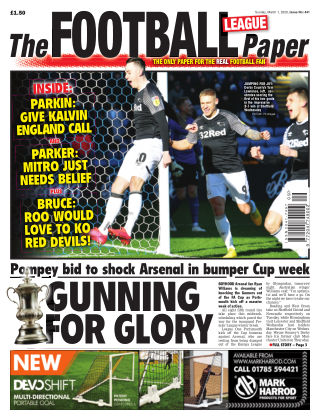 The Football League Paper 1st March 2020
