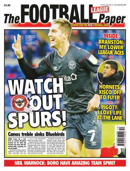 The Football League Paper December 27, 2020 00:00