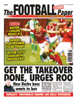 The Football League Paper 17th January 2021