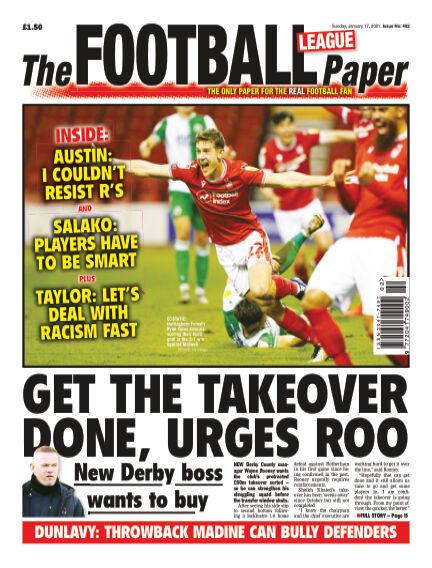 The Football League Paper January 17, 2021 00:00