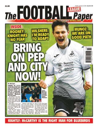 The Football League Paper 24th January 2021