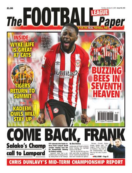 The Football League Paper January 31, 2021 00:00