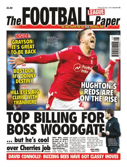 The Football League Paper February 07, 2021 00:00