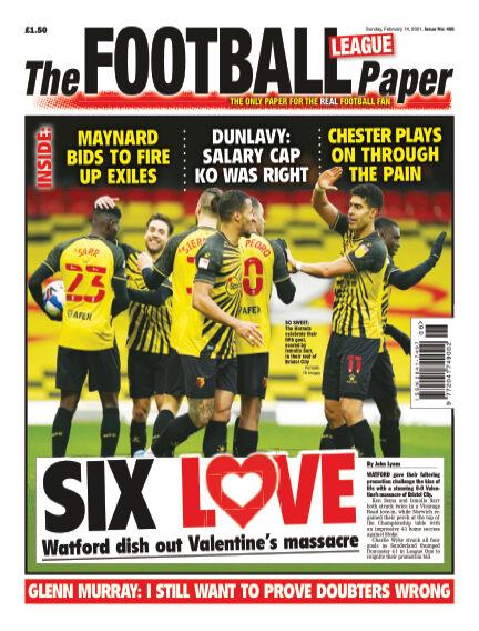 The Football League Paper February 14, 2021 00:00