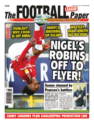 The Football League Paper 28th February 2021