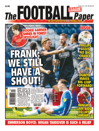 The Football League Paper 4th April 2021