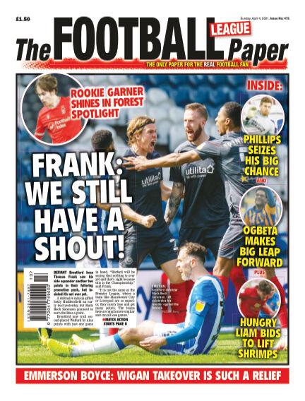 The Football League Paper April 04, 2021 00:00