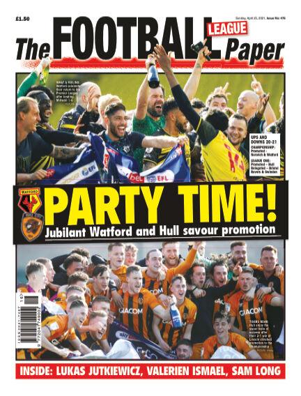 The Football League Paper April 25, 2021 00:00