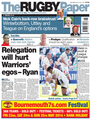 The Rugby Paper Issue 294