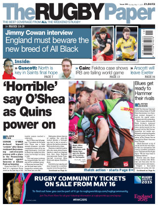 The Rugby Paper Issue 295