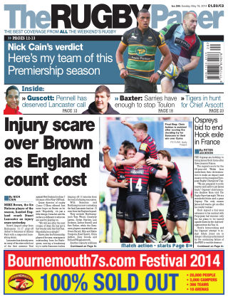 The Rugby Paper Issue 296