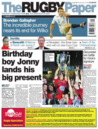 The Rugby Paper Issue 297