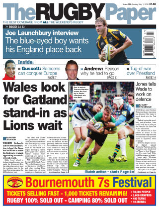 The Rugby Paper 1st May 2016