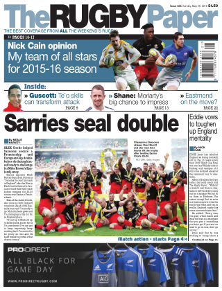 The Rugby Paper 29th May 2016