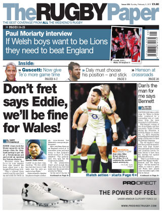 The Rugby Paper 5th February 2017