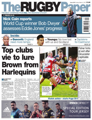 The Rugby Paper 5th March 2017