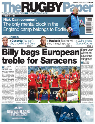 The Rugby Paper 12th May 2019