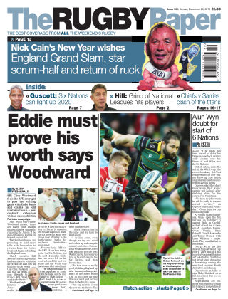 The Rugby Paper 29th December 2019
