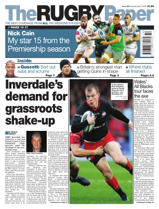 The Rugby Paper 5th April 2020