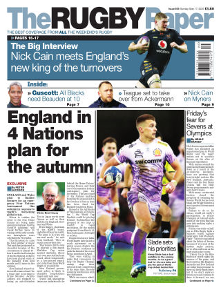The Rugby Paper 17th May 2020