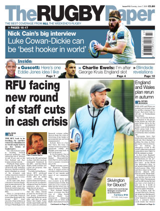 The Rugby Paper 7th June 2020