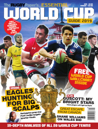 The Rugby Paper's Essential World Cup Guide (NH) World Cup 2019