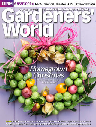 BBC Gardeners World December
