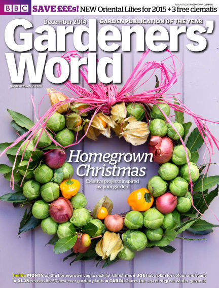 BBC Gardeners World November 21, 2014 00:00