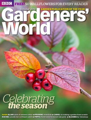 BBC Gardeners World October