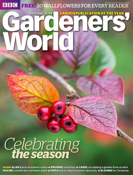 BBC Gardeners World September 24, 2014 00:00