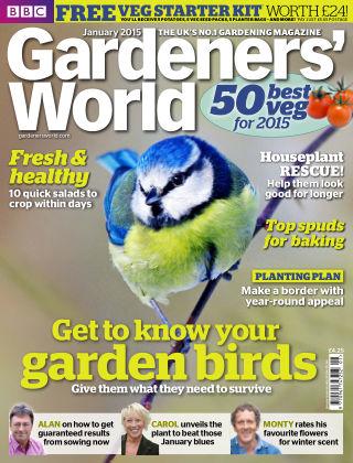 BBC Gardeners World January