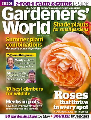 BBC Gardeners World May 2015