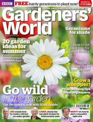 BBC Gardeners World June 2015