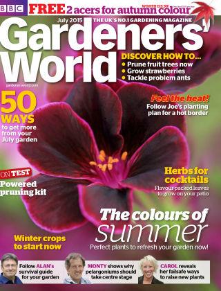 BBC Gardeners World July 2015