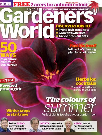 BBC Gardeners World June 26, 2015 00:00