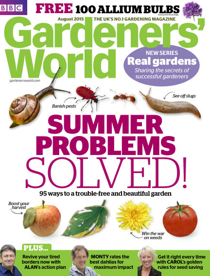 BBC Gardeners World July 28, 2015 00:00