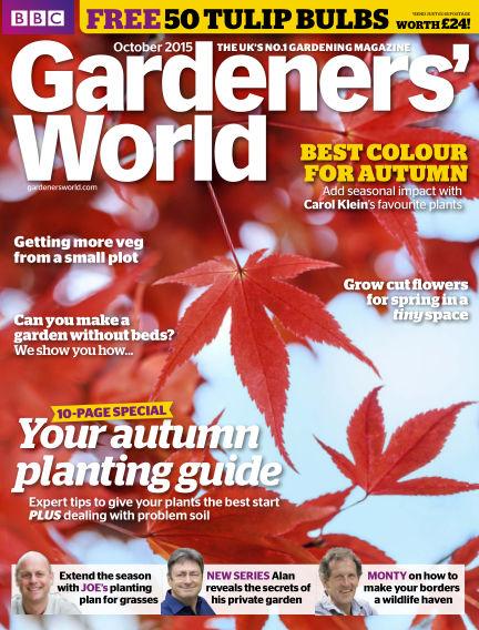 BBC Gardeners World September 25, 2015 00:00